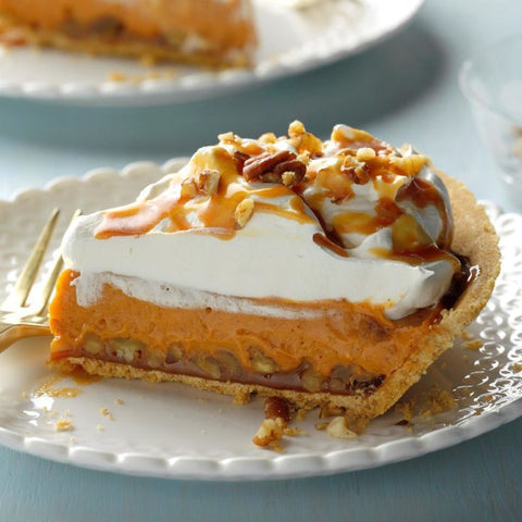 Easy Pumpkin Spice Pudding by Jason Nowak of Taste of Home