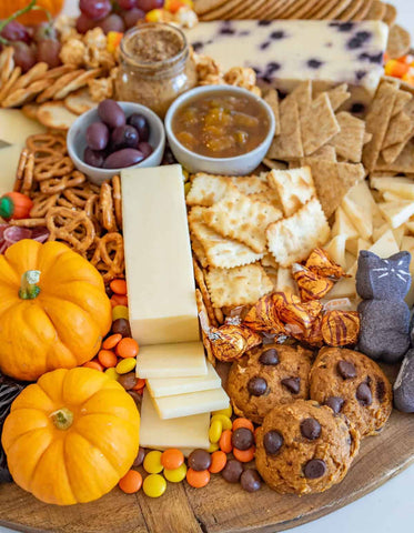Halloween Charcuterie Board by Bless this Mess