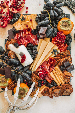 Halloween Charcuterie Board by The College Housewife