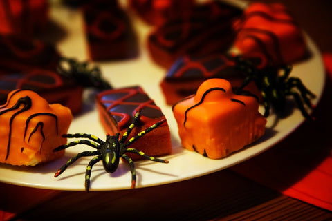 Halloween Themed Snacks for a Spooktacular Party by Simply Charmed