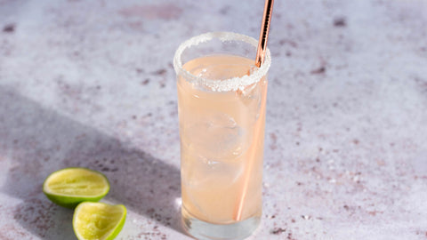 Paloma Tequila Cocktail recipe by Colleen Graham