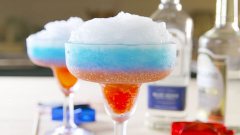 Red, White & Boozy Margaritas by Makinze Gore