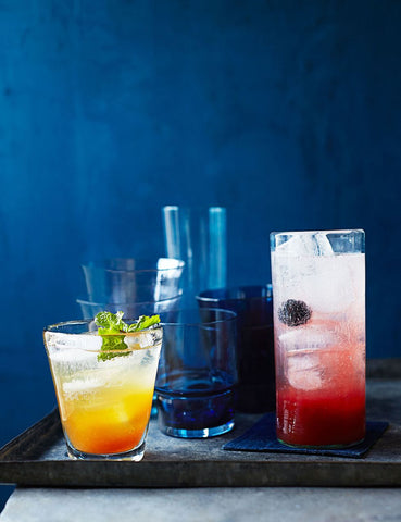 Humble Magnificent Cocktail by Jessica Leigh Mattern and Jennifer Aldrich of Country Living