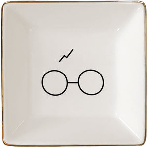 Harry Potter plate