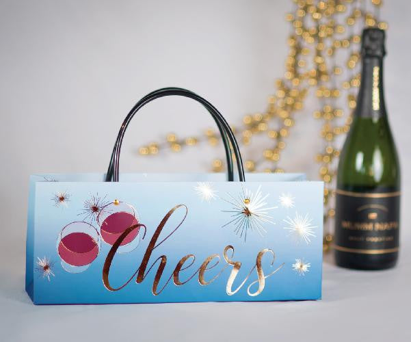 Cheers Gift Bag - Perfect for Holiday Gifting
