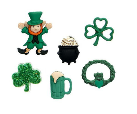 wine charms St Patricks Day Irish