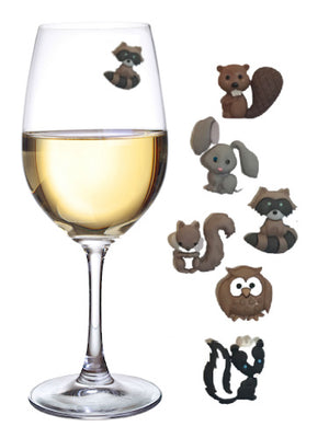 animal-wine-charms