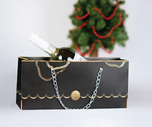 Adorable Gift Bag - Scalloped Purse