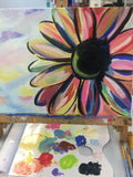 ZOOM Children's Canvas Painting Party