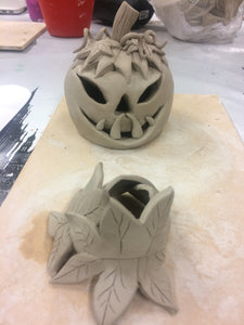 STUDIO CLAY WORKS WED 6th MARCH 2019 7.30PM-10.00PM