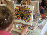 Children's Canvas Painting Party £160
