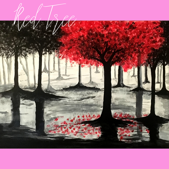 CARTERTON OXFORD Tuesday 14th MAY 2019 Paint Night @ G&T's