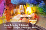 OXFORD 5TH SEPTEMBER 2019 Paint Night @ The Berro Lounge, Didcot