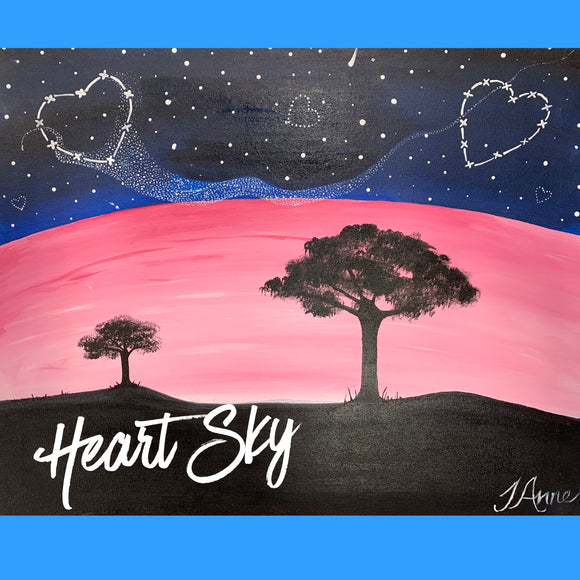 WOKINGHAM 27th FEBRUARY 2019 Paint Night @ The Sedero Lounge