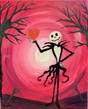 STAINES HALLOWEEN GLOW in the DARK Thurs 24th Oct 2019 Paint Night @ Nostrano Lounge