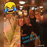 CARTERTON 24TH SEPT 2019 Paint Night @ G&T's