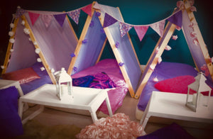 Teepee Party x 6 £210