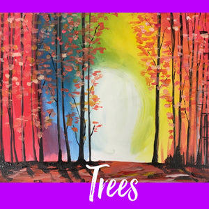 PTA Paint Night 27TH JUNE 2019 FINCHAMPSTEAD CofE PRIMARY SCHOOL