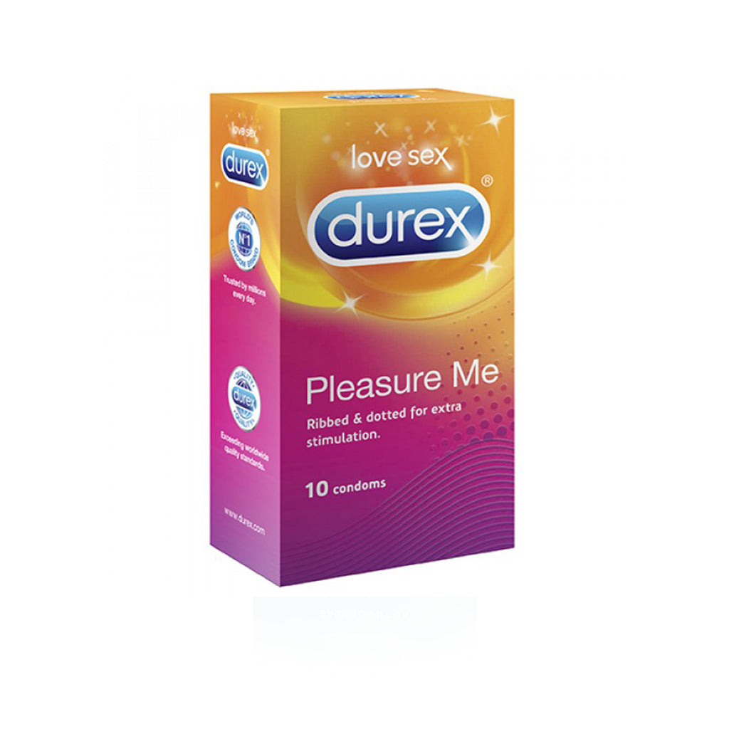 Durex Pleasure Me - 10 pack