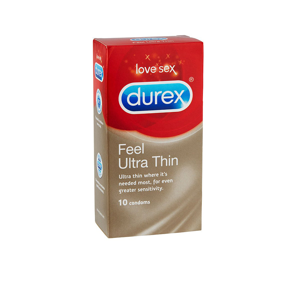 Durex Feel Ultra Thin - 10 pack