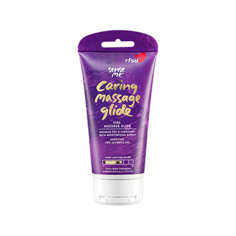 Sense Me - 3in1 Caring Massage GlideM från RFSU - 150 ml