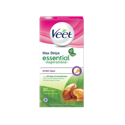 Veet Wax Strips - 20st