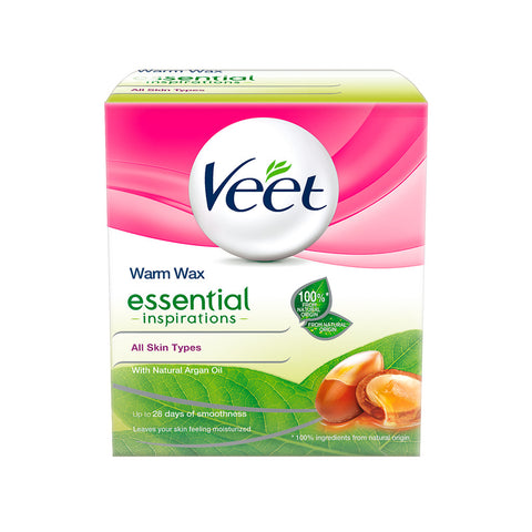 Veet Warm Wax essential inspirations - 250ml