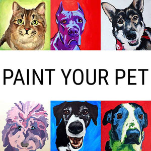 paint your pet richmond hill