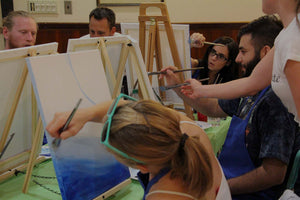 paint date social paint night parties