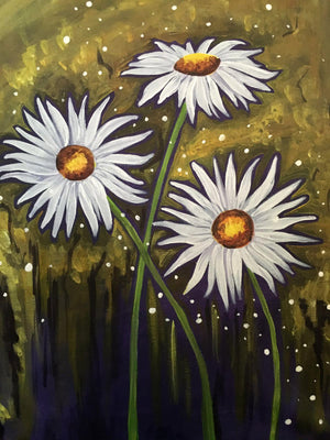 Spring Daisies
