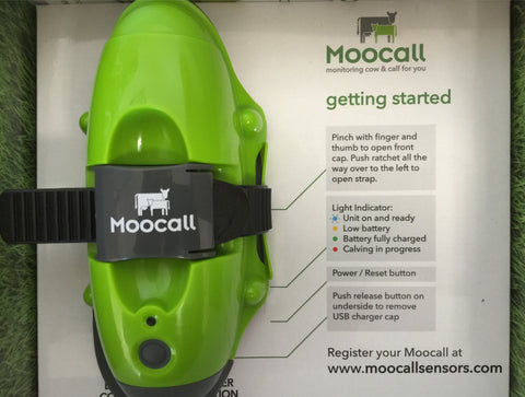 moocall LED display