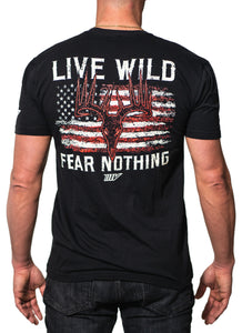 Live Wild Fear Nothing