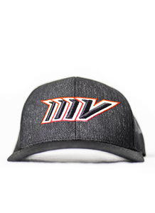 MV Red/Black Snapback