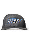 MV Royal Blue/Black Snapback
