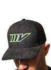 MV Green/Black Snapback
