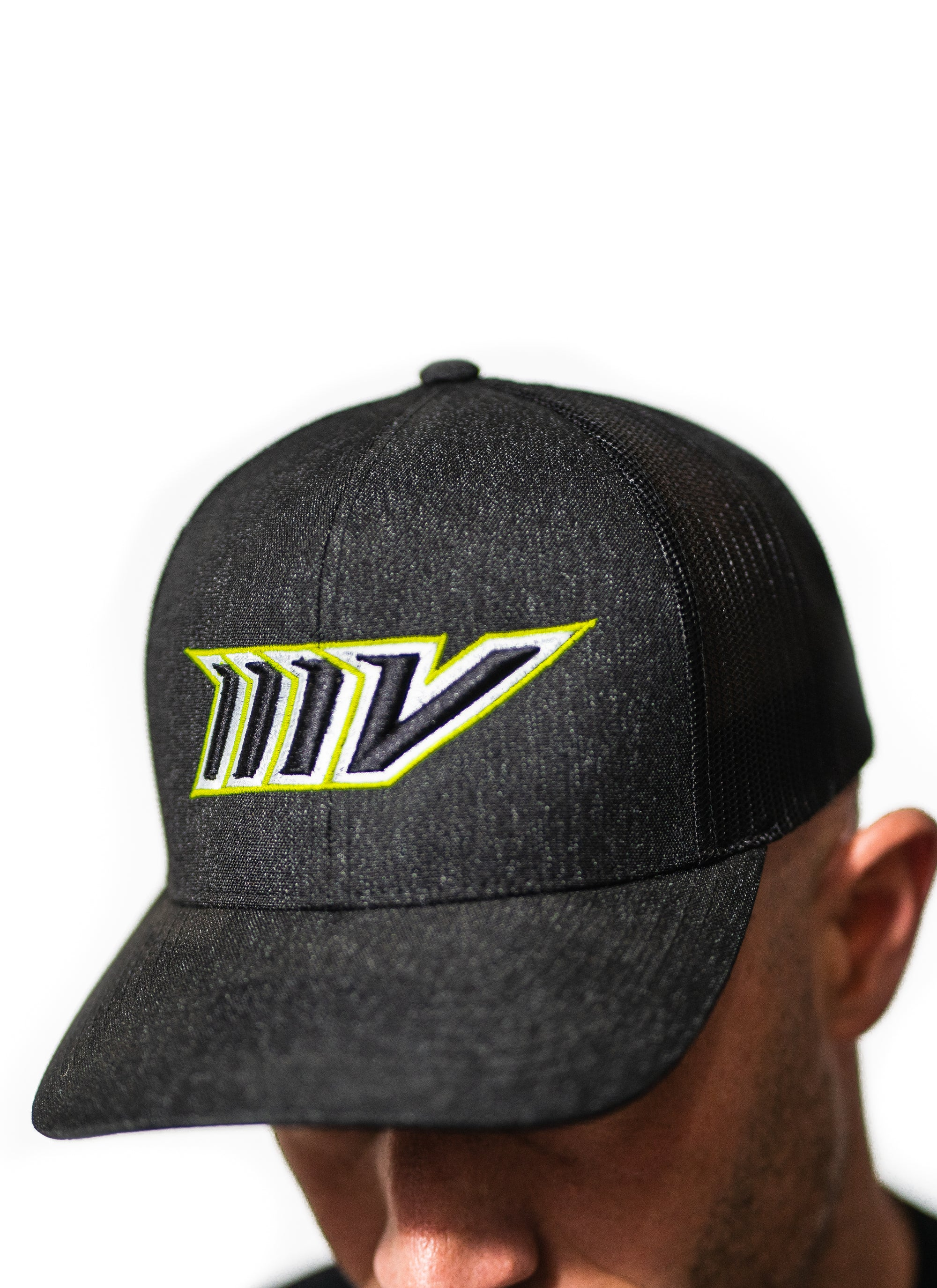 MV Yellow/Black Snapback