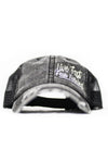 Live Fast Fear Nothing Ponytail Hat