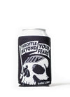 Throttle Beyond Your Fears Koozie