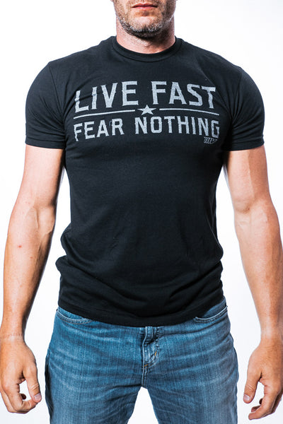 Live Fast Fear Nothing Tee