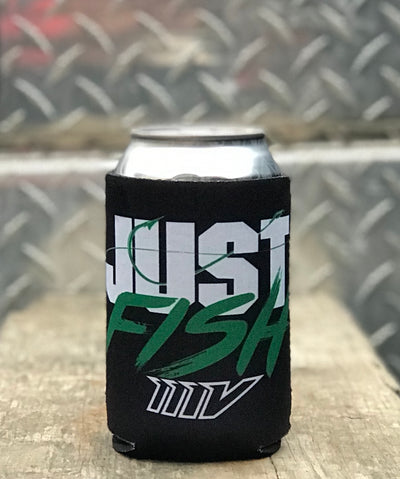 Just Fish Koozie