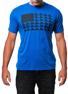 Sprint Car Flag Tee
