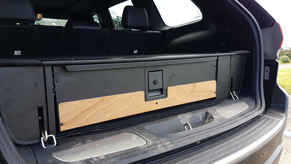 Jeep Grand Cherokee Load Area Storage Drawer - Gun Drawer - Mobile Storage Systems