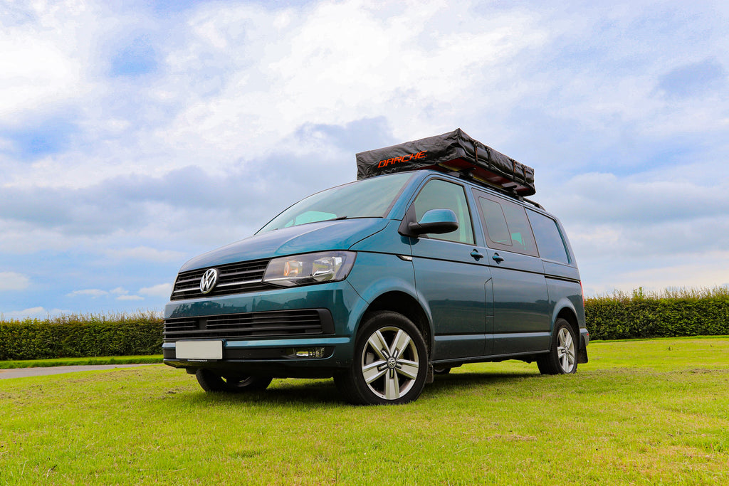 VW Transporter T6 Darche Roof Tent