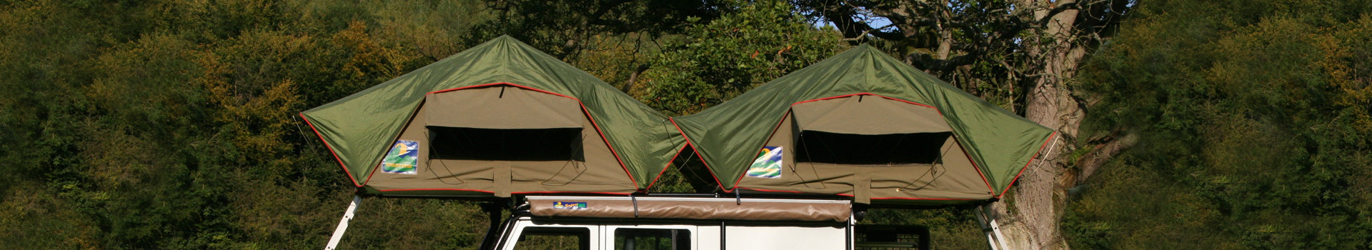 Howling Moon Deluxe Roof Tent