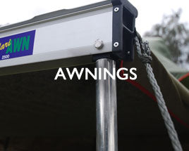 Howling Moon Safari Awnings