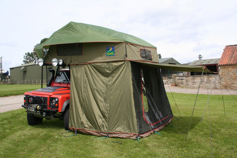 Howling Moon Stargazer Roof Top Tent 2.4m