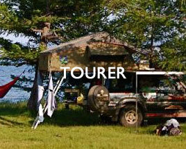 Howling Moon Tourer Roof Tents