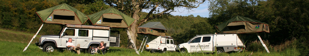 Trek Overland - Howling Moon Roof Tents Sole Importers for the UK