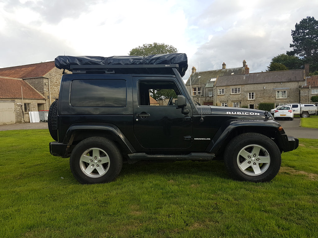 Jeep Wrangler Roof Rack Roof Tent and Awning Yorkshire