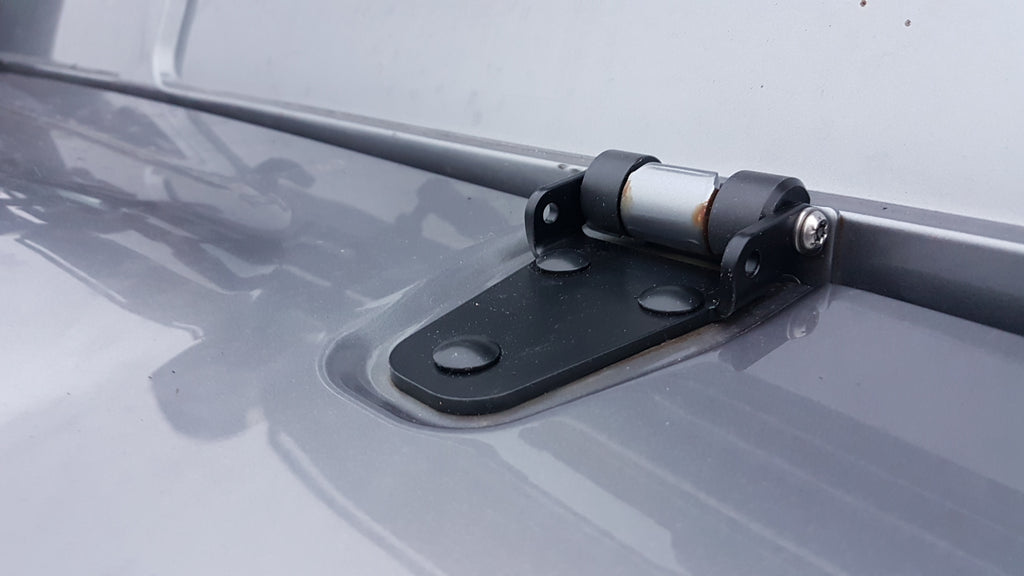 Land Rover Defender 110 Roof Rack Lighting Security And